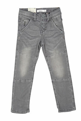 NAME IT Nkmtheo Denim Jungen Jeans Slim Fit Kinder Jungs Hose Super Stretch