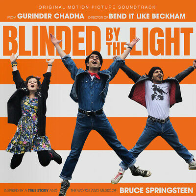 Blinded By The Light, Bruce Springsteen (NEW CD) Motion Picture Soundtrack OST
