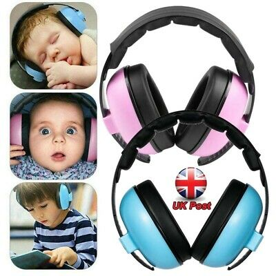 Kids Folding Ear Muff Defenders Noise Reduction Protectors Children Baby Child