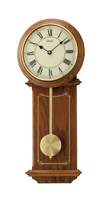 Seiko QXC213B - Wall Clock - Pendulum Clock - New