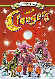 Clangers: The Complete Series 2 [DVD], DVDs