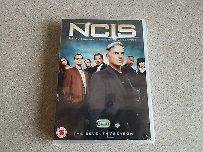 Ncis Complete Season 7 (6 Dvd Set) New & Factory Sealed Genuine Uk