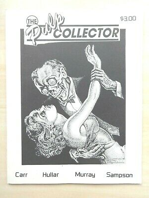 THE PULP COLLECTOR ISSUE 1  Spring/85 - Fanzine - Carr - Hullar - Murray