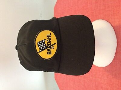 Ca-A086 Casquette Bardahl / Neuf / Taille Unique Adulte