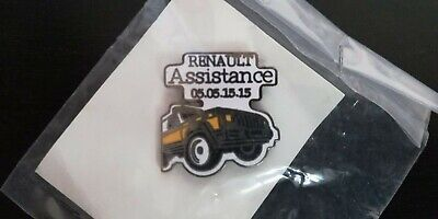 Pins Neuf - Renault Assistance