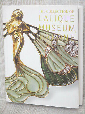 The Collection Of Rene Lalique Museum Kunst Foto Buch Antik Vintage Schmuck