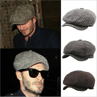 New 8 panel Russian wool hat tweed Gatsby cap Made Russia high quality Landmark