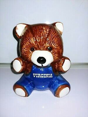 Decorative mini Bear Piggy Bank