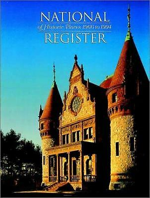National Register of Historic Places 1966 to 1994-ExLibrary