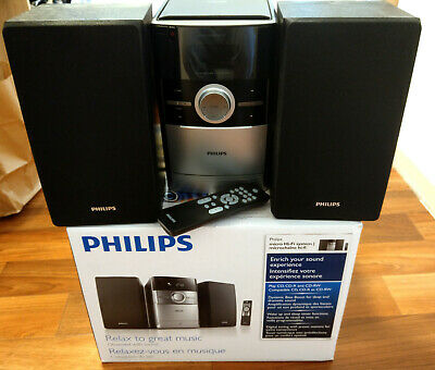 Philips MC151/12 Stereoanlage Micro Soundsystem