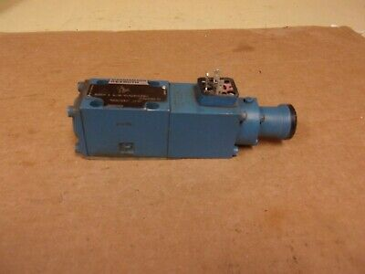 REXROTH HYDRONORMA DIRECTIONAL Control Valve 4WE6D51AG24N9Z4_4WE 6
