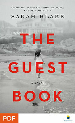 The Guest Book by Sarah Blake ,Digital EB00K [P.D.F]+Gift⭐⭐⭐