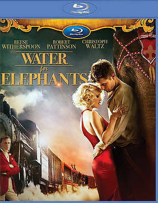 Water for Elephants  2~Disc set - Reese Witherspoon PLUS Comes With Slipcover