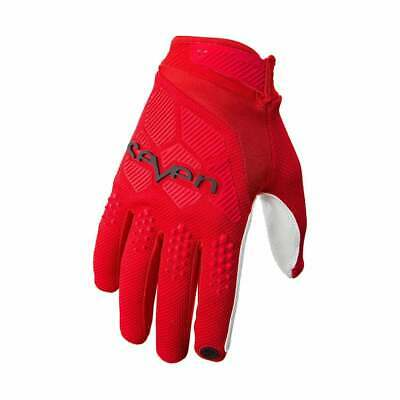 Seven 19.1 Rival Mens Gloves Mx Glove - Red All Sizes