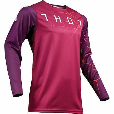Thor Prime Pro Mens Jersey Moto - Red All Sizes