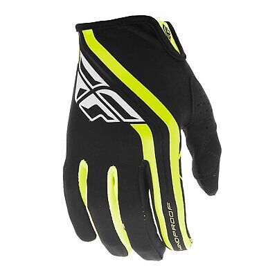 Fly Racing Windproof Lite Mens Gloves Mx Glove - Vis All Sizes
