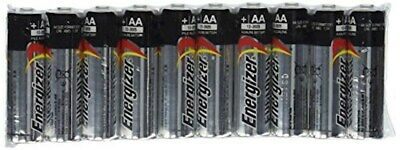 Energizer AA Max Alkaline E91 Batteries Made in USA - 50 count E91VP