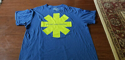 Red Hot Chili Peppers shirt sz L