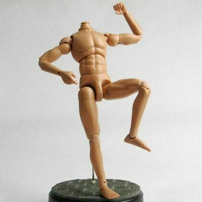 """US Dragon Neo-3 1/6 Nude Muscle Male Bodies Soldier F 12""""Action Figures Game Toy"""