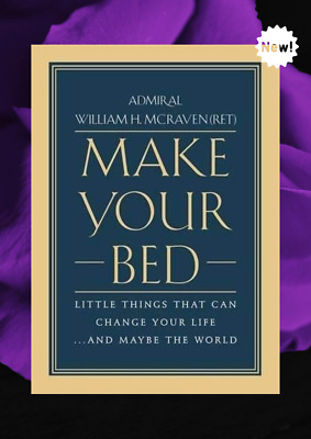 Make Your Bed: Little Things That Can Change Your Life, Fast Delivery.