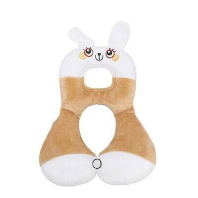 Baby Car Seat Pillow Headrest Toddlers Soft Animal Shape