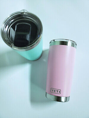 20OZ Tumbler Rambler Stainless Steel Vacuum Insulated with Mag Slider Lid YETI