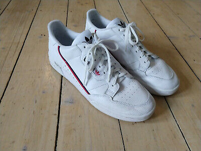 classic styles really comfortable best price ADIDAS CONTINENTAL 80 | Größe 44 2/3 | weiß - EUR 40,50 ...