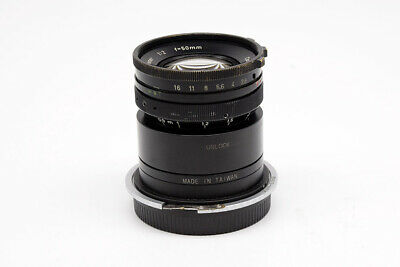 EX Carl zeiss planar 50mm f/2 ARRI/S mount w/ Sony E adapter A7R HK8092X