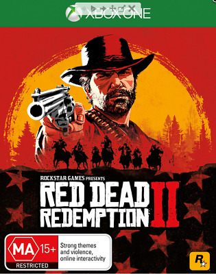Red Dead Redemption 2 Xbox One / Offline Profile ( No Code / No Cd / Read Desc )
