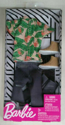Barbie Ken Fashion Outfit Clothing Set NEW