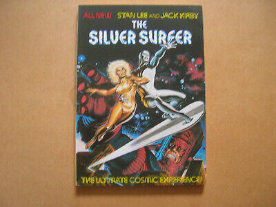 The Silver Surfer Book - 1978