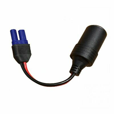 EC-5 Clip-on Cigarette Lighter Power Socket Adaptor for EC5 Car Jump Starter Car