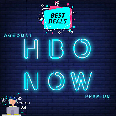 ACCOUNT HBO PREMIUM ( NOW) LifeTime 💎 | FULL WARRANTY 🛡 | 🚀 Fast Delivery