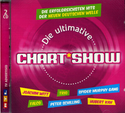 Die Ultimative CHART SHOW ☆☆ Chart*Show Neue Deutsche Welle NDW (42 Titel [ 2 CD