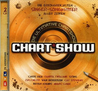Die Ultimative CHART SHOW ☆☆ Chart*Show Singer-Songwriter ( 40 Titel )  [ 2 CD ]
