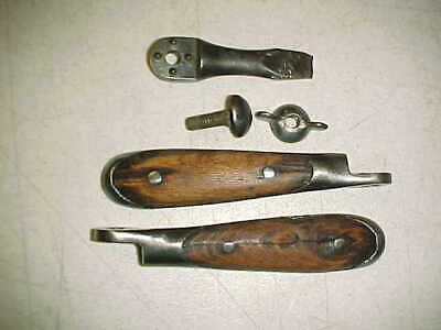 Rare H.D. Smith Perfect Handle Swivel Triple Lever Screwdriver Hand Pocket Tool