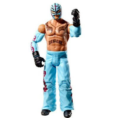 WWF WWE Rey Mysterio 619 Signature Series 2012 Wrestling Action Figure Kid Toy
