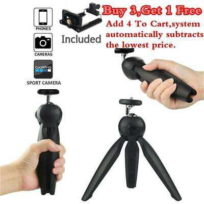 Flexible Mini Portable Travel Photography Cellphone Stand Camera Tripod