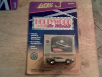 JOHNNY LIGHTNING HOLLYWOOD ON WHEELS BACK TO THE FUTURE 1998 diecast