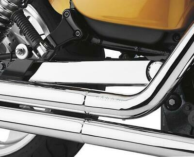 Chrome Swingarm Pivot Bolt Covers for Harley Softail 84-99 CLEARENCE was $30+S//H