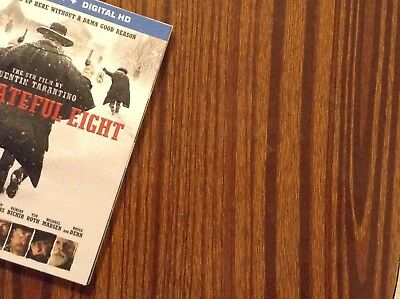 The Hateful Eight  ( Blu-ray/DVD; combo pack with slipcover!! )