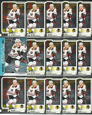 Alex Debrincat 15 Card Lot 18-19 Opc Platinum The Future Is Now Base #82 2018-19