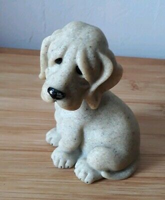 Second Nature Quarry Critters 'Peewee' Dog Ornament/Figurine