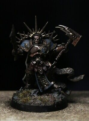 Painted Warhammer Age of Sigmar Stormcast Eternals - Lord-Celestant (conversion)