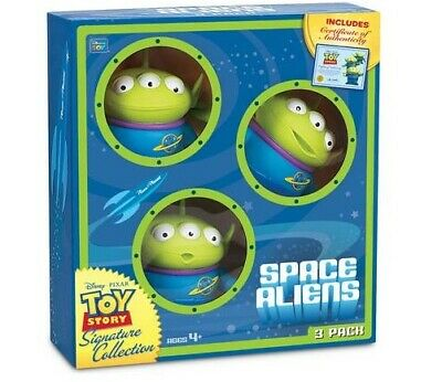 Toy Story Aliens 3 Figure Signature Collection NEW