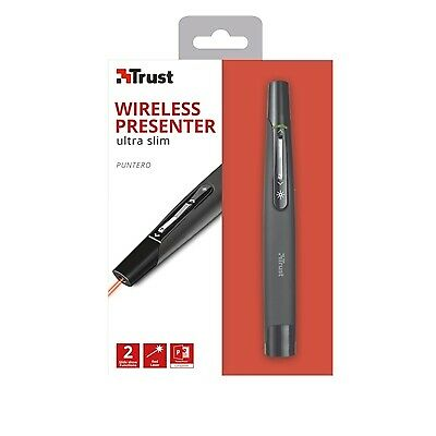 NEW! Trust 20430 Puntero Wireless Laser Presenter
