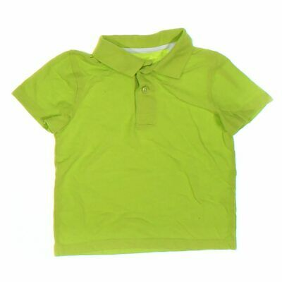 Jumping Beans Boys Polo Shirt, size 3/3T,  green,  cotton