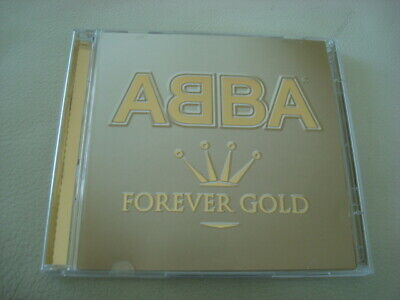ABBA 2-CD Forever Gold  (1996) Greatest Hits / More ABBA Hits 39-Tracks