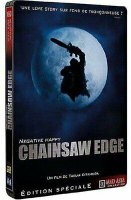 Negative Happy Chainsaw Edge – Steelbook – DvD