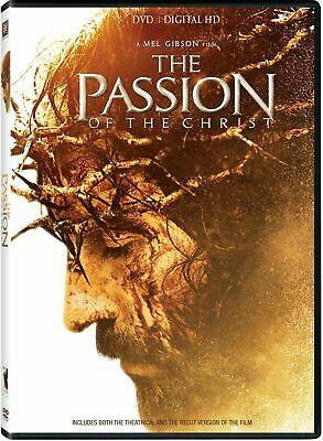 The Passion of the Christ (DVD, 2017) First Time In English And Spanish